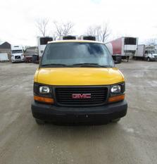 2012 GMC Savana 2500 Work Van