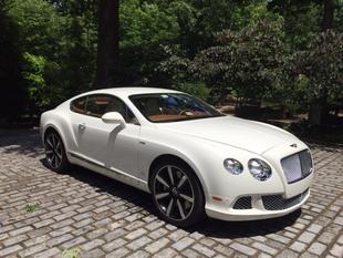 2013 Bentley Continental GT Base