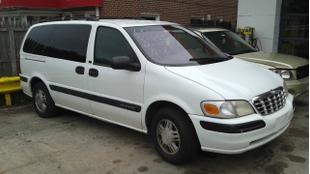 2000 Chevrolet Venture Warner Bros. Edition