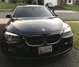 2014 BMW 740 Li xDrive