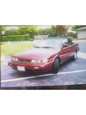 1991 INFINITI M30