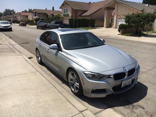 2015 BMW 328d Base