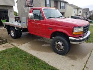 1997 Ford F-350 XL DRW