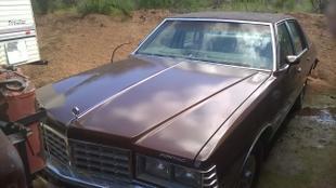 1979 Pontiac Bonneville Brougham