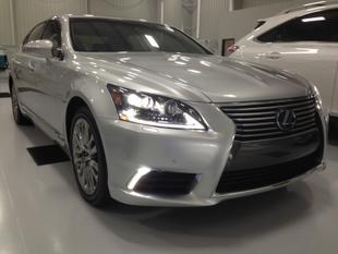 2013 Lexus LS 600h L Base