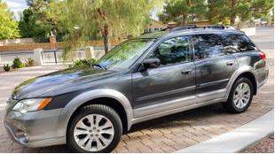 2009 Subaru Outback 2.5 i Limited