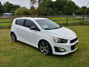 2013 Chevrolet Sonic RS
