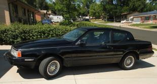 1988 Mercury Cougar XR7