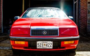 1992 Chrysler LeBaron LX