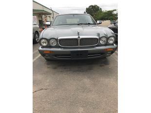 2002 Jaguar Vanden Plas