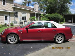 2010 Cadillac STS Luxury Sport