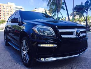 2014 Mercedes-Benz GL 550 4MATIC