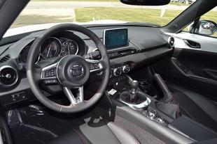 2017 Mazda MX-5 Miata RF Grand Touring