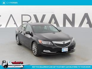 2016 Acura RLX Advance Package