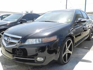 2008 Acura TL 4dr Sdn Auto