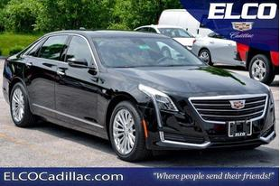 2017 Cadillac CT6 Luxury RWD