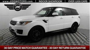 2017 Land Rover Range Rover Sport 3.0L Supercharged SE