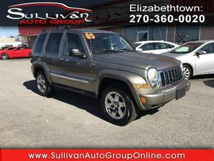 2005 Jeep Liberty Limited 4WD