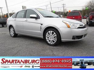 2009 Ford Focus SEL