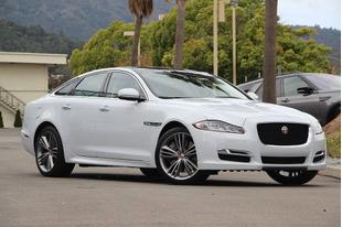 2016 Jaguar XJ XJ Supercharged