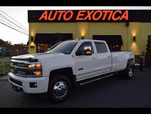 2015 Chevrolet Silverado 3500 High Country