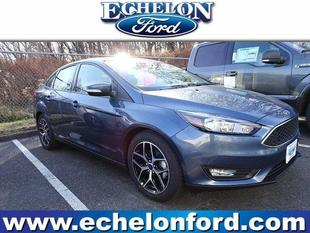 2018 Ford Focus SEL