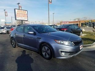 2011 Kia Optima Hybrid EX