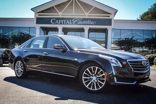 2018 Cadillac CT6 2.0L Turbo Luxury