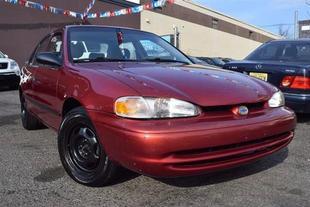 2002 Chevrolet Prizm LSi 4dr Sedan