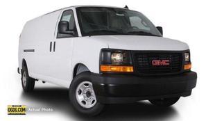 2017 GMC Savana 3500 Work Van