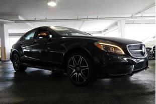 2018 Mercedes-Benz CLS 550 Base