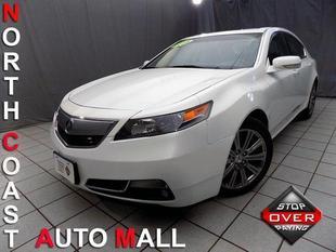 2014 Acura TL 3.5 Special Edition