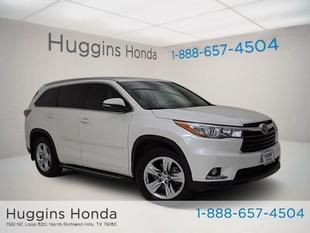 Used Toyota Highlander for Sale in Euless TX