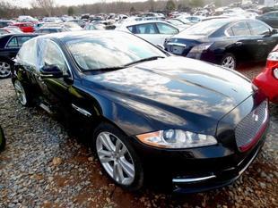 2013 Jaguar XJ L Portfolio
