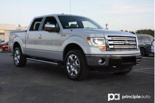 2013 Ford F-150 FX4, 3.5L V6 EcoBoost Engine, Aluminum Wheels, Bed Liner and Cov