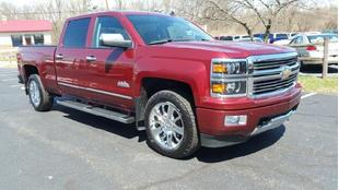 2014 Chevrolet Silverado 1500 High Country