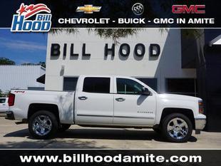 2014 Chevrolet Silverado 1500 2LZ