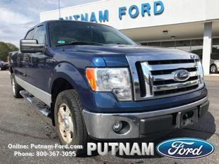 2011 Ford F-150 2WD SuperCrew 145 XLT