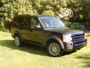2007 Land Rover LR3 V8 HSE 4dr SUV 4WD