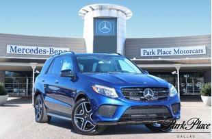 2018 Mercedes-Benz AMG GLE 43 Base 4MATIC