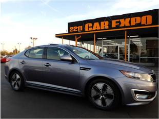 2012 Kia Optima Hybrid EX