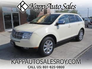 2007 Lincoln MKX 4dr