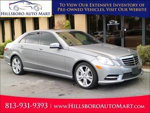 2013 Mercedes-Benz 4dr Sdn E 350 Luxury RWD *Ltd Avail*