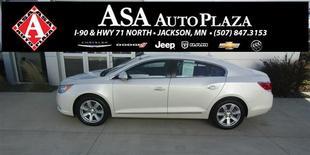 2012 Buick LaCrosse Premium 1 Group