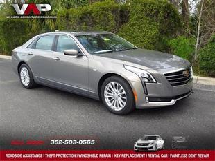 2017 Cadillac CT6 2.0L Turbo Luxury