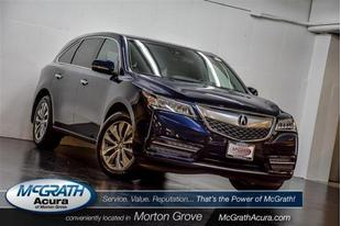 2016 Acura MDX 3.5L w/Technology & Entertainment Pkgs