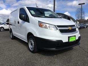 2017 Chevrolet City Express 1LT