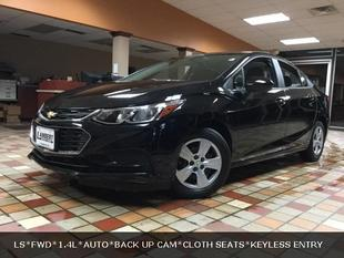 2017 Chevrolet Cruze LS Automatic