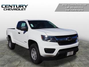 2017 Chevrolet Colorado WT