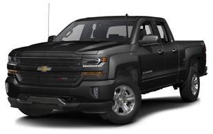 2018 Chevrolet Silverado 1500 1LT